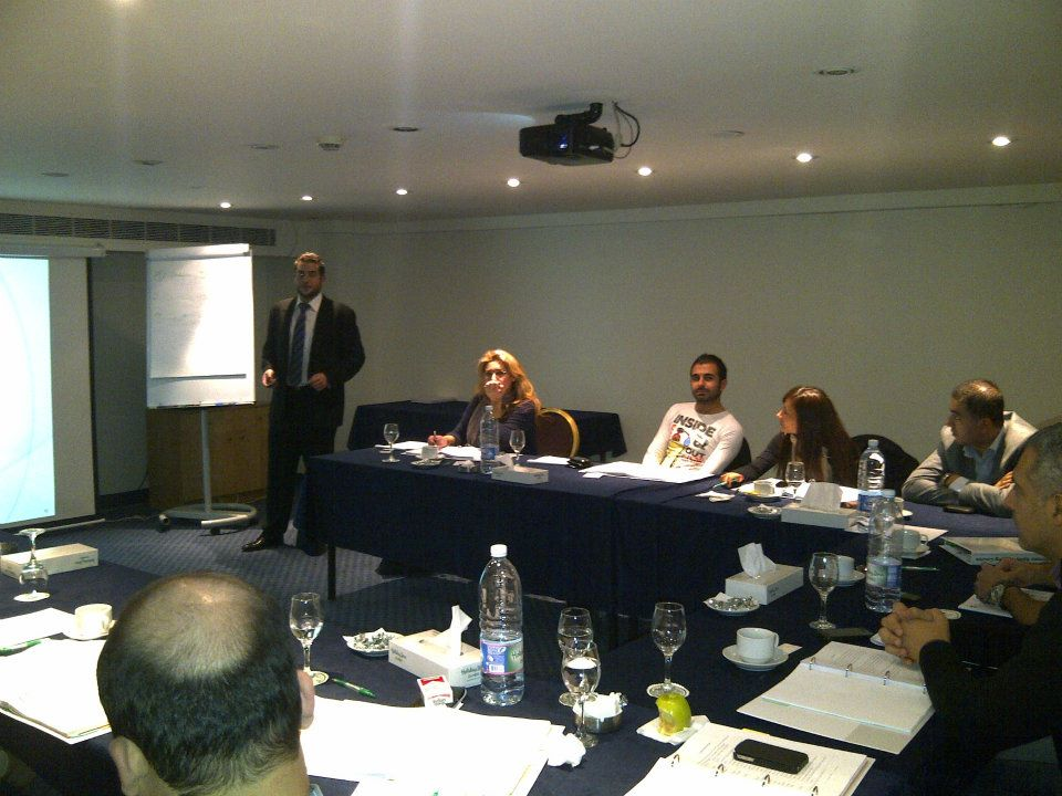 Business NLP Certification in Lebanon