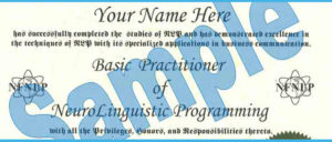 Basic NLP Certification Course in Lebanon