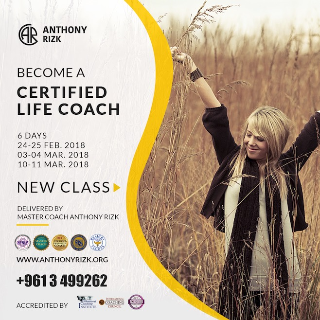Life Coaching Program Lebanon