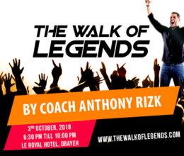The Walk of Legends 2018