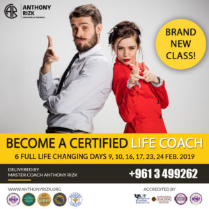 Certified Life Coach Program Lebanon