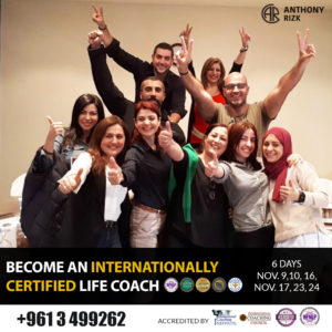 Certified Life Coach Program Lebanon