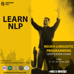 Basic NLP Certification Course in Lebanon